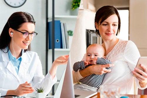 Adeslas consultas médicas emocionales para la familia