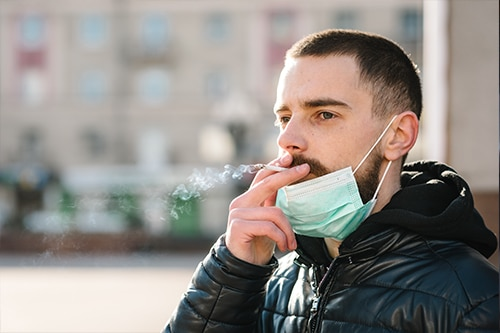 ¿Los fumadores pueden tener peor diagnostico si sufren Covid19?