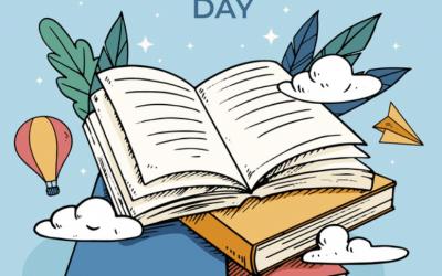 Dia mundial del libro y los beneficios de leer en nuestra salud mental.