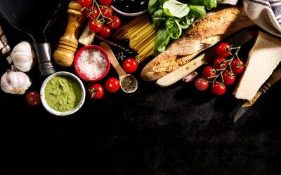 """""""Por que la dieta mediterránea es tan saludable"""". Te contamos varias razones."""
